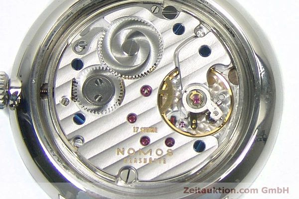 Used luxury watch Nomos Ludwig steel manual winding Kal. Alpha 40913  | 152302 10