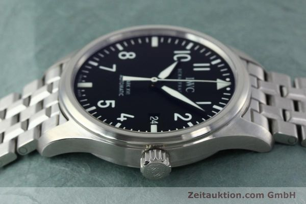 Used luxury watch IWC Mark XVI steel automatic Kal. 30110 Ref. 3255  | 152305 05