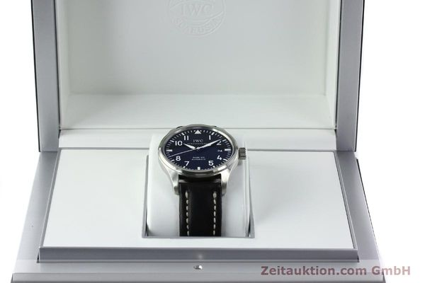 Used luxury watch IWC Mark XVI steel automatic Kal. 30110 Ref. 3255  | 152305 07