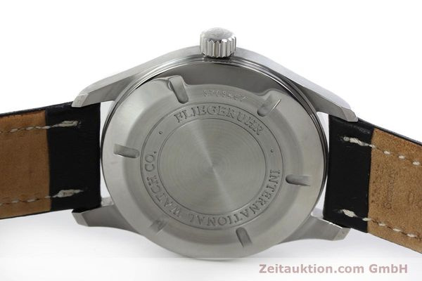 Used luxury watch IWC Mark XVI steel automatic Kal. 30110 Ref. 3255  | 152305 08
