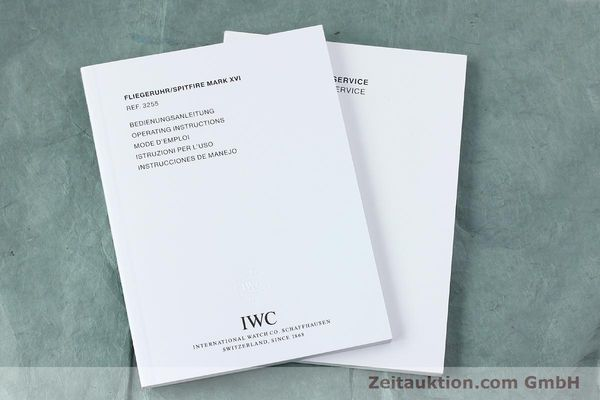 Used luxury watch IWC Mark XVI steel automatic Kal. 30110 Ref. 3255  | 152305 13