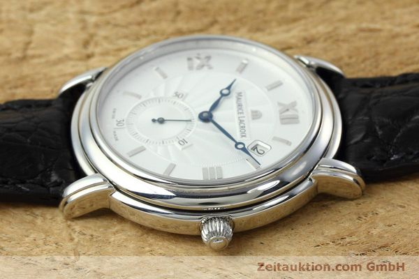 Used luxury watch Maurice Lacroix Masterpiece steel manual winding Kal. ML 101 Ref. MP7028  | 152307 05