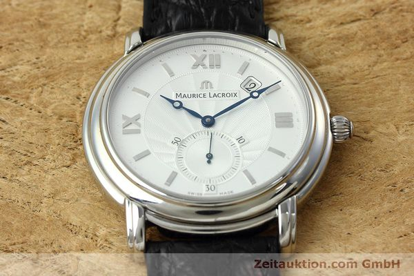 Used luxury watch Maurice Lacroix Masterpiece steel manual winding Kal. ML 101 Ref. MP7028  | 152307 13