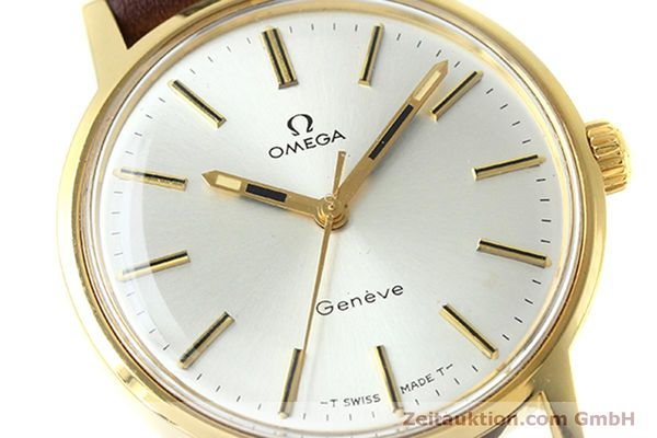 Used luxury watch Omega * gold-plated manual winding Kal. 601 VINTAGE  | 152313 02