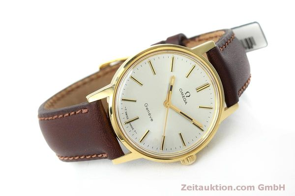 Used luxury watch Omega * gold-plated manual winding Kal. 601 VINTAGE  | 152313 03
