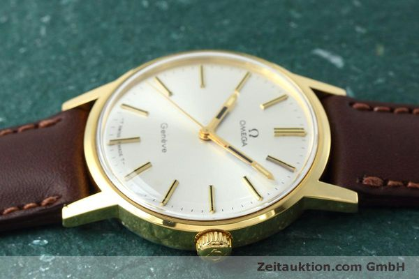 Used luxury watch Omega * gold-plated manual winding Kal. 601 VINTAGE  | 152313 05