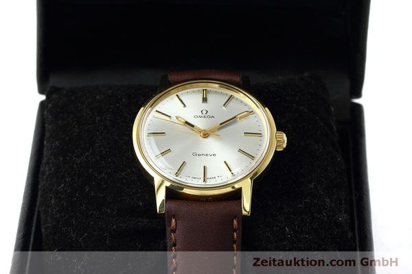 Used luxury watch Omega * gold-plated manual winding Kal. 601 VINTAGE  | 152313 07