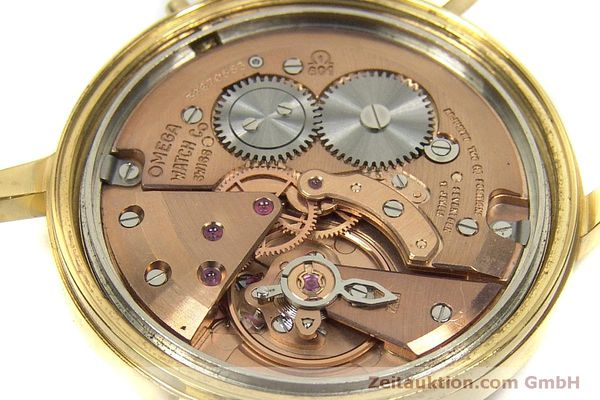 Used luxury watch Omega * gold-plated manual winding Kal. 601 VINTAGE  | 152313 10
