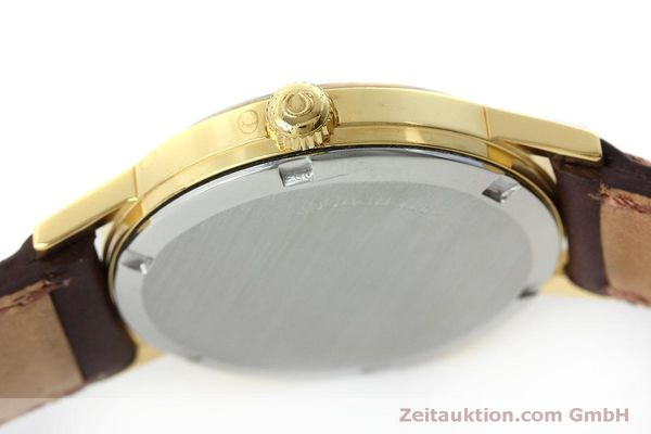 Used luxury watch Omega * gold-plated manual winding Kal. 601 VINTAGE  | 152313 11