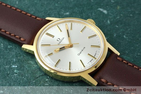 Used luxury watch Omega * gold-plated manual winding Kal. 601 VINTAGE  | 152313 13