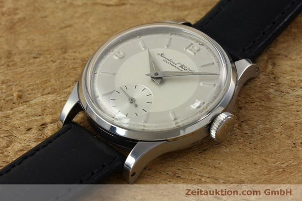Used luxury watch IWC * steel manual winding Kal. 88  | 152314 01