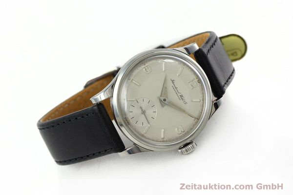 Used luxury watch IWC * steel manual winding Kal. 88  | 152314 03
