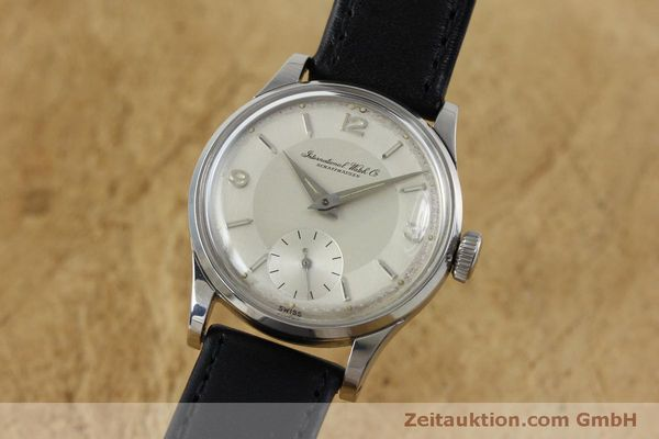 Used luxury watch IWC * steel manual winding Kal. 88  | 152314 04