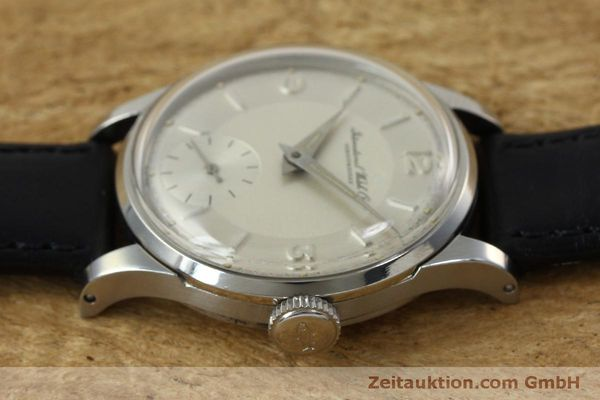 Used luxury watch IWC * steel manual winding Kal. 88  | 152314 05