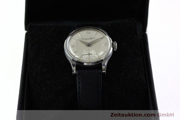 Used luxury watch IWC * steel manual winding Kal. 88  | 152314 07