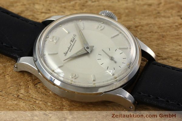 Used luxury watch IWC * steel manual winding Kal. 88  | 152314 13