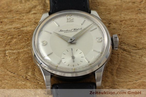 Used luxury watch IWC * steel manual winding Kal. 88  | 152314 14