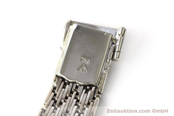 Used luxury watch Omega * 18 ct white gold manual winding Kal. 650 Ref. 8096  | 152316 13