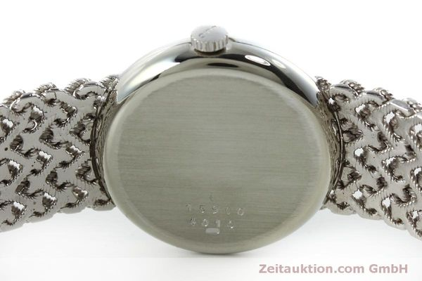 Used luxury watch Chopard * 18 ct white gold manual winding Kal. Felsa 4130  | 152317 08