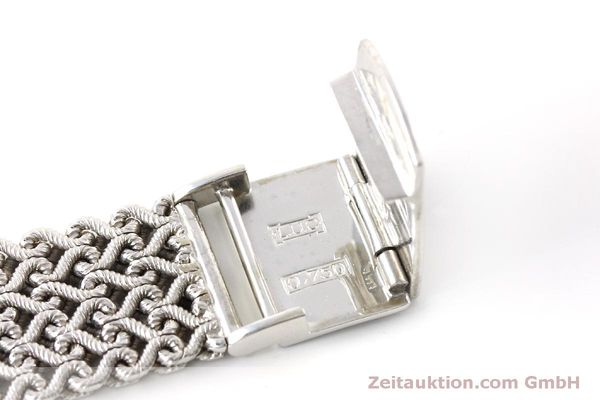 Used luxury watch Chopard * 18 ct white gold manual winding Kal. Felsa 4130  | 152317 13