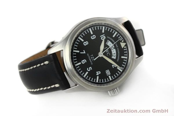 Used luxury watch IWC TZC steel automatic Kal. 37526 Ref. 3251  | 152318 03