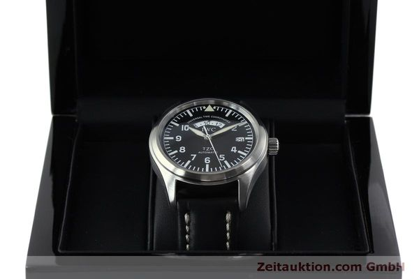 Used luxury watch IWC TZC steel automatic Kal. 37526 Ref. 3251  | 152318 07
