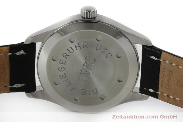Used luxury watch IWC TZC steel automatic Kal. 37526 Ref. 3251  | 152318 08