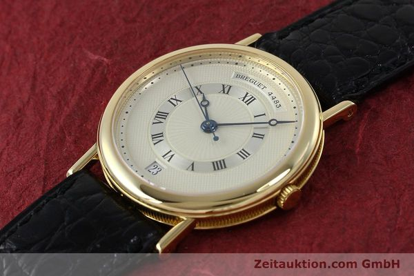 Used luxury watch Breguet Classique 18 ct gold automatic Kal. 889/1  | 152326 01