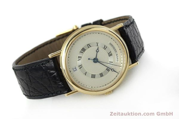 Used luxury watch Breguet Classique 18 ct gold automatic Kal. 889/1  | 152326 03