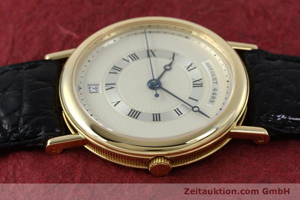 Used luxury watch Breguet Classique 18 ct gold automatic Kal. 889/1  | 152326 05