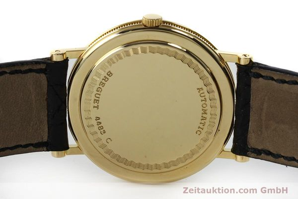 Used luxury watch Breguet Classique 18 ct gold automatic Kal. 889/1  | 152326 09