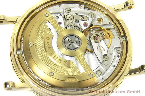 Used luxury watch Breguet Classique 18 ct gold automatic Kal. 889/1  | 152326 10
