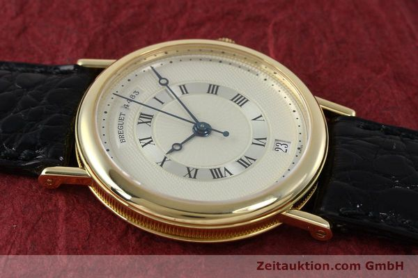 Used luxury watch Breguet Classique 18 ct gold automatic Kal. 889/1  | 152326 14