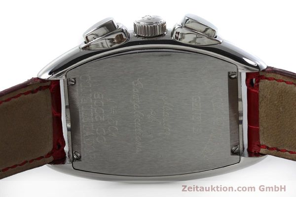 Used luxury watch Franck Muller Conquistador chronograph steel automatic Kal. 1185 C02 Ref. 8005CC  | 152329 09