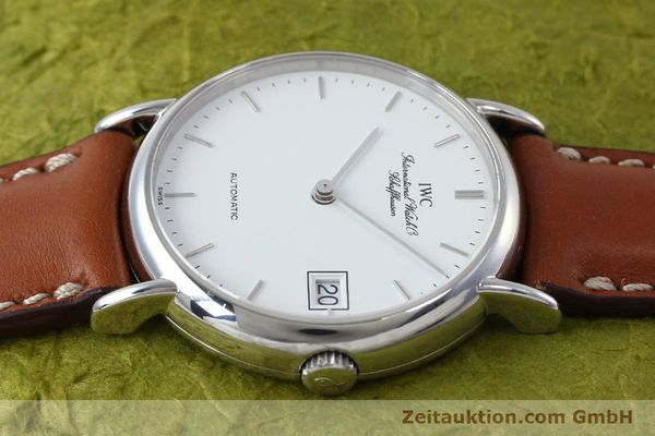 Used luxury watch IWC Portofino steel automatic Kal. 37521  | 152332 05