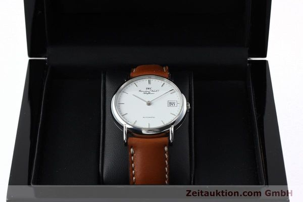 Used luxury watch IWC Portofino steel automatic Kal. 37521  | 152332 07