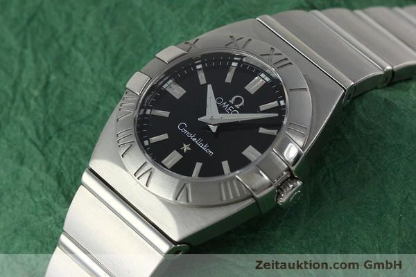montre de luxe d occasion Omega Constellation acier quartz Kal. 1376  | 152334 01