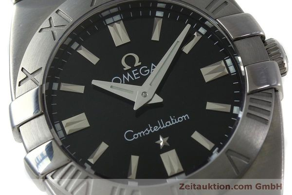 montre de luxe d occasion Omega Constellation acier quartz Kal. 1376  | 152334 02