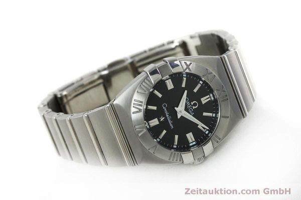montre de luxe d occasion Omega Constellation acier quartz Kal. 1376  | 152334 03