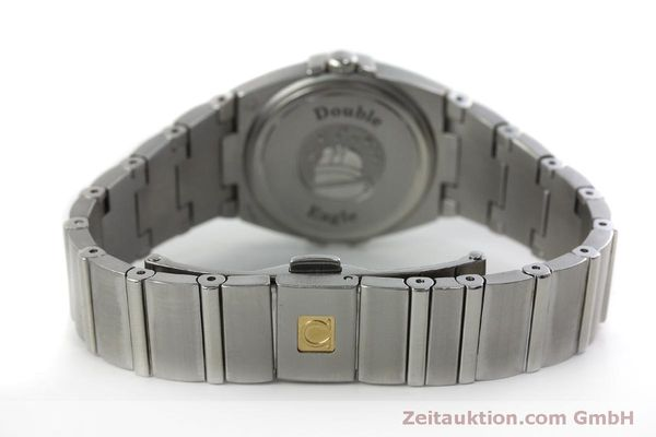montre de luxe d occasion Omega Constellation acier quartz Kal. 1376  | 152334 11