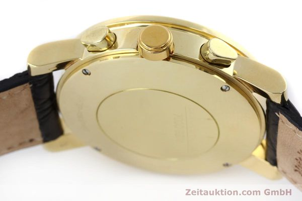 Used luxury watch Girard Perregaux 7000 chronograph 18 ct gold automatic Kal. 800-814 Ref. 7000GBM  | 152335 11