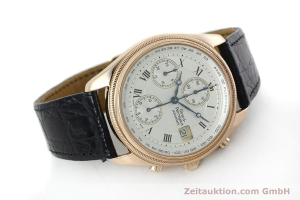 montre de luxe d occasion Girard Perregaux GP 4900 chronographe or 18 ct automatique Kal. 8000-464 Ref. 4900  | 152336 03