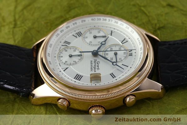 montre de luxe d occasion Girard Perregaux GP 4900 chronographe or 18 ct automatique Kal. 8000-464 Ref. 4900  | 152336 05