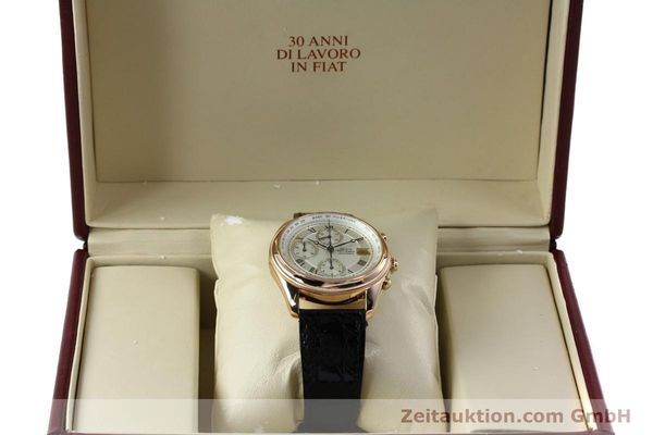 montre de luxe d occasion Girard Perregaux GP 4900 chronographe or 18 ct automatique Kal. 8000-464 Ref. 4900  | 152336 07