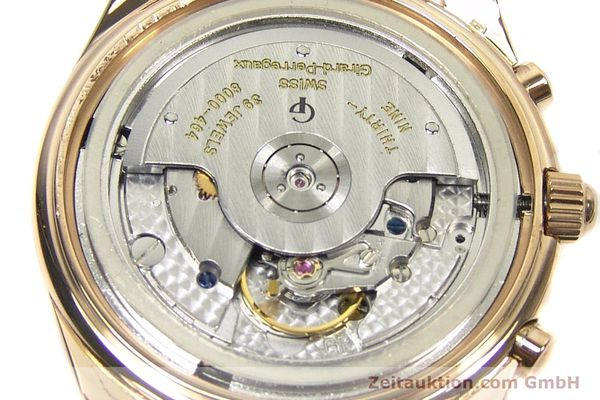 montre de luxe d occasion Girard Perregaux GP 4900 chronographe or 18 ct automatique Kal. 8000-464 Ref. 4900  | 152336 11