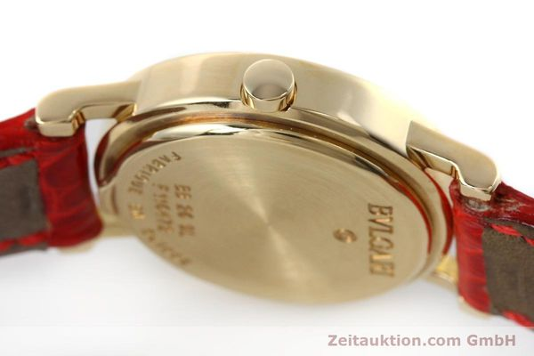 Used luxury watch Bvlgari Bvlgari 18 ct gold quartz Kal. ETA 956.112 Ref. BB26GL  | 152337 08