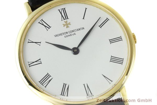 Used luxury watch Vacheron & Constantin * 18 ct gold manual winding Kal. 1003/1 Ref. 33051 VINTAGE  | 152339 02
