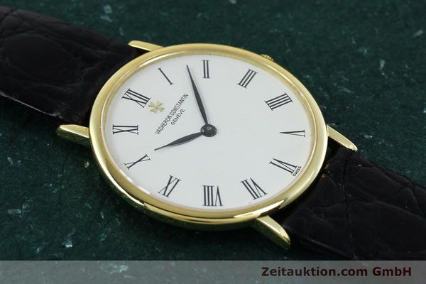 Used luxury watch Vacheron & Constantin * 18 ct gold manual winding Kal. 1003/1 Ref. 33051 VINTAGE  | 152339 15