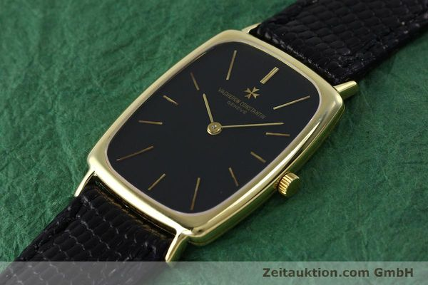 Used luxury watch Vacheron & Constantin * 18 ct gold manual winding Kal. 1003 Ref. 7590  | 152340 01