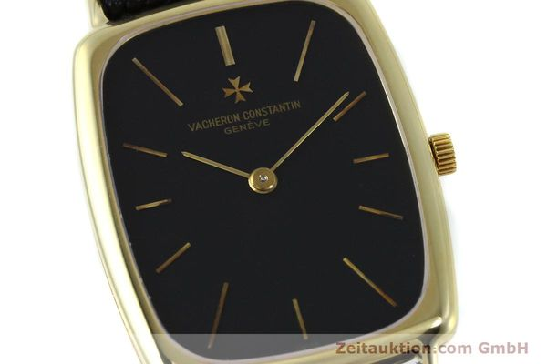 Used luxury watch Vacheron & Constantin * 18 ct gold manual winding Kal. 1003 Ref. 7590  | 152340 02